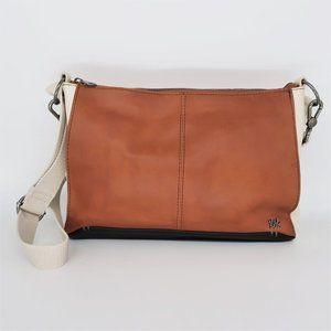 The Sak Camila Leather Convertible Crossbody Purse